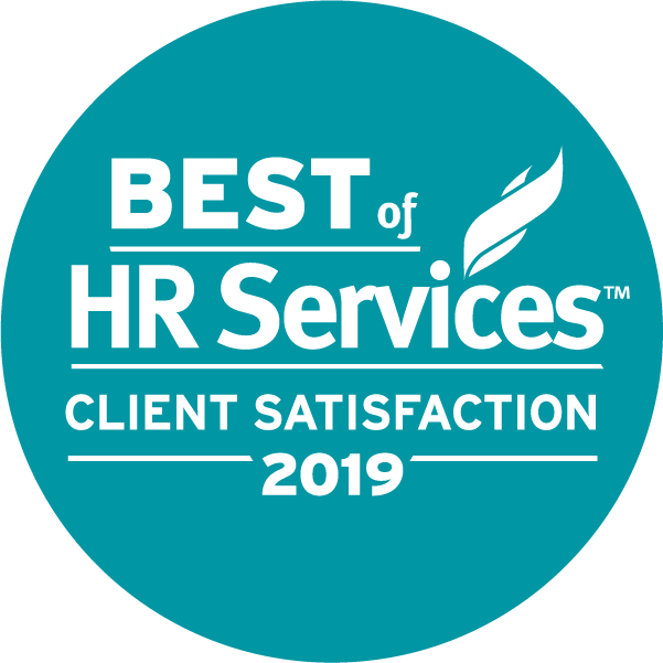 Populus Group earned 2019 Best of HR Services Client for providing superior service in the HR Services industry