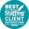 2014 Best of Staffing Client