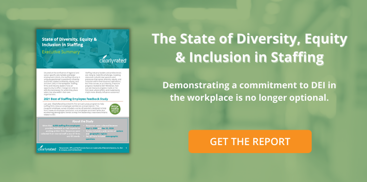Diversity, Equity, Inclusion Download of Report