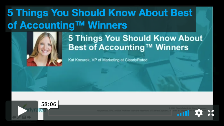 2.27.20 5 Thigns You Should Know About Best of Accounting Winners