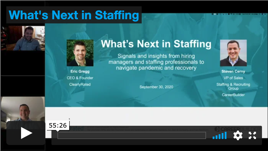What's Next in Staffing?