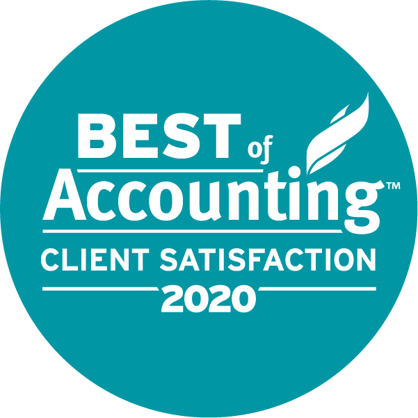 2020 Best of Accounting award program